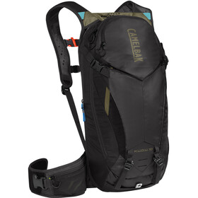 CamelBak K.U.D.U. Protector 10 Backpack dry black/burnt olive